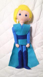 ジョセフの人形
